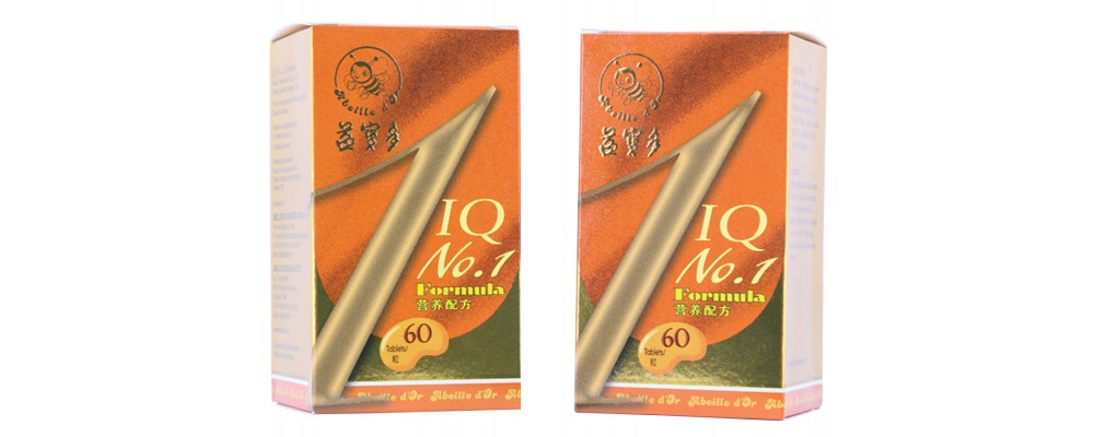 IQ No. 1 Formula Chewable (60's)