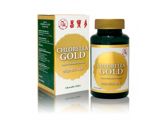 Chlorella Gold